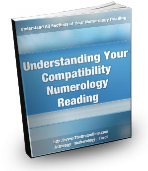 Understanding Your Compatibility Numerology Reading - book cover