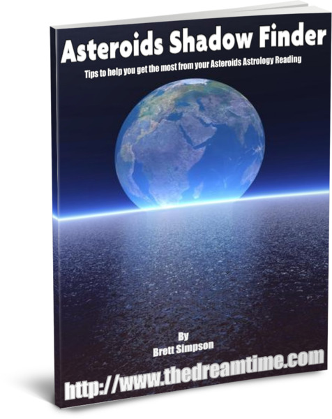 Asteroids Shadow Finder - book cover