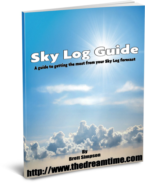 Sky Log Guide - book cover