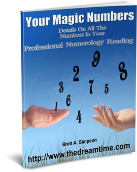 Your Magic Numbers book cover
